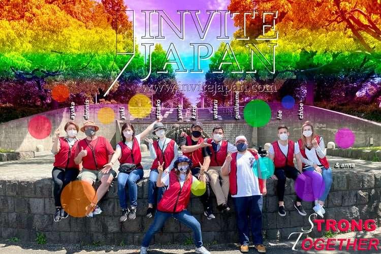 Invite Japan Team